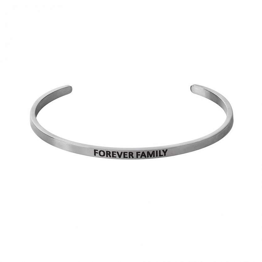 "Браслет MY MANTRA ""FOREVER FAMILY"""